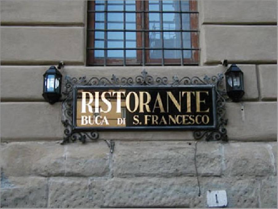 Ristorante Buca di San Francesco opinioni e recensioni - Arezzo