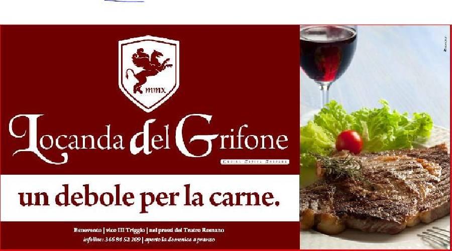 Locanda del Grifone opinioni e recensioni - Benevento