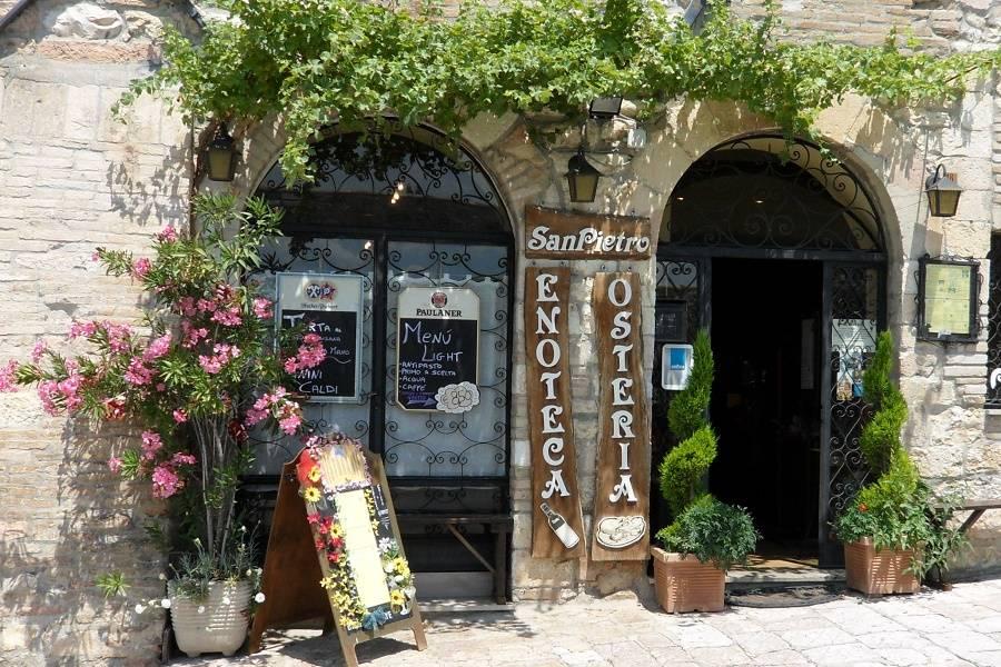 Enoteca SanPietro opinioni e recensioni - Assisi