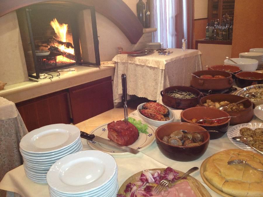 Hotel Murgia ristorante
