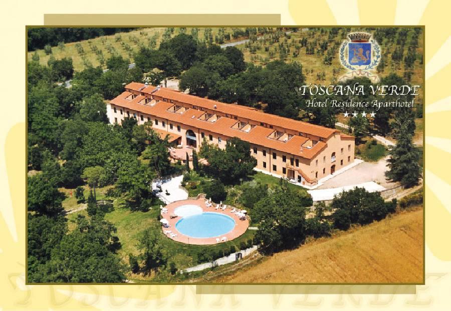 Foto La Tabaccaia - Hotel Toscana Verde