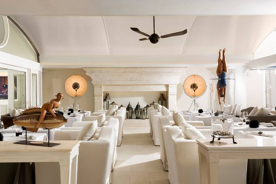 L'Olivo Gourmet Restaurant