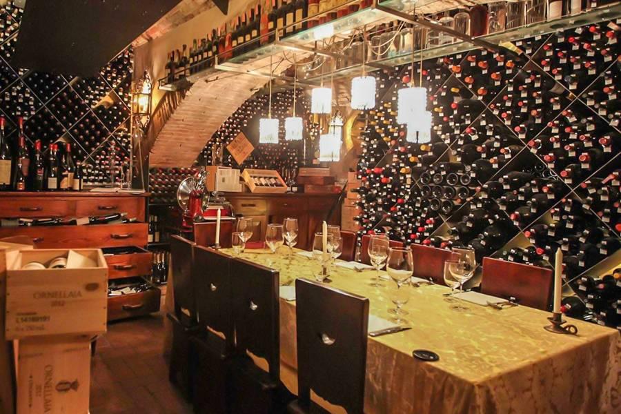 Osteria Antica Bottega del Vino