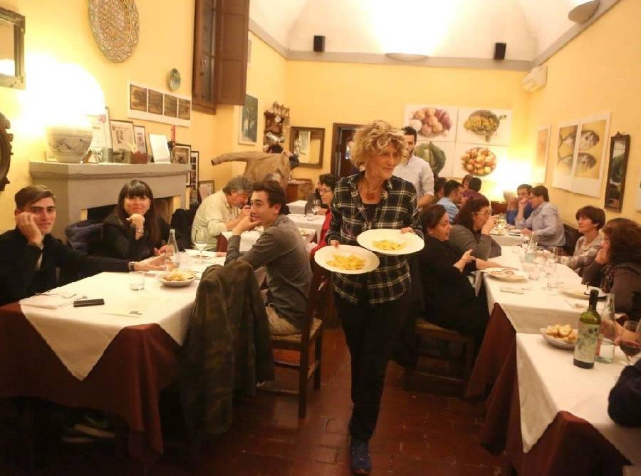 Foto OSTERIA DEL VICOLO NUOVO da Ambra e Rosa