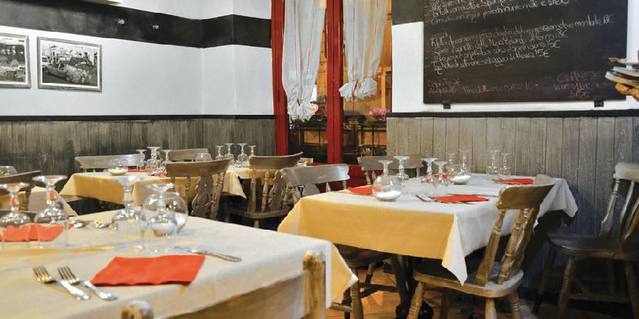 Foto principale Osteria La Raffineria
