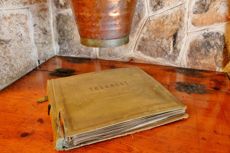 Turandot Ristorante Il Poeta Contadino Alberobello Bari