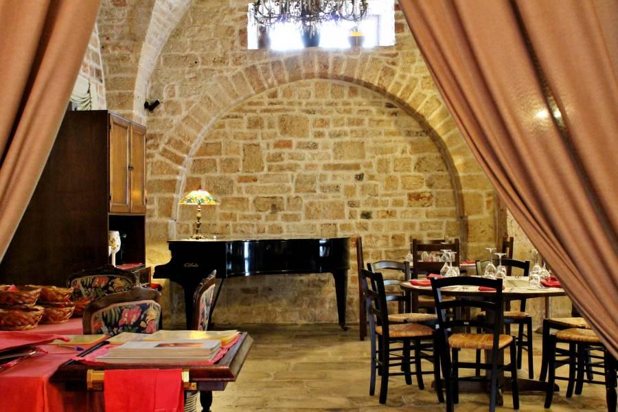 Pianoforte Ristorante Il Poeta Contadino Alberobello Bari