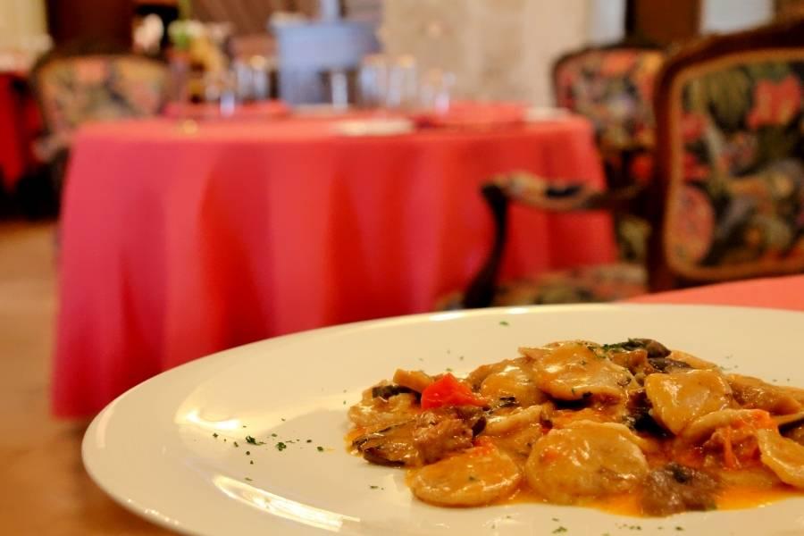 Orecchiette gourmet Ristorante Il Poeta Contadino Alberobello Bari