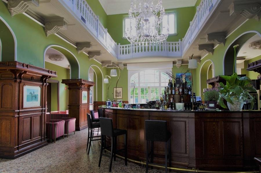 Angolo bar Ristorante Canter 1920 Milano