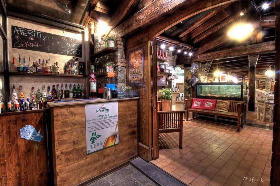 Aperitivi e cocktail Ristorante Il Vesuvio Arezzo