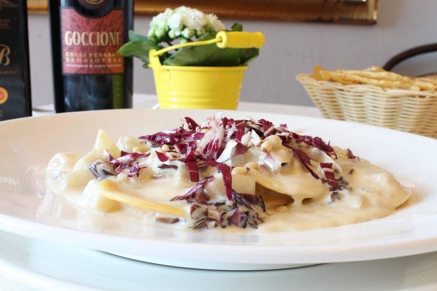 Pasta all'uovo Da Matteo Osteria Ristorante  Montemaggiore al Metauro