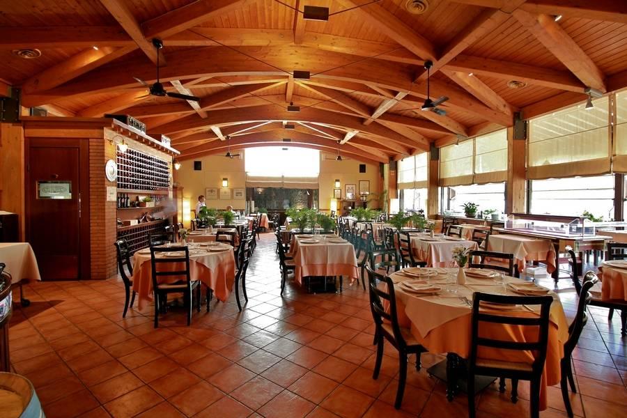 Panoramica Ristorante La Fratta San Marino