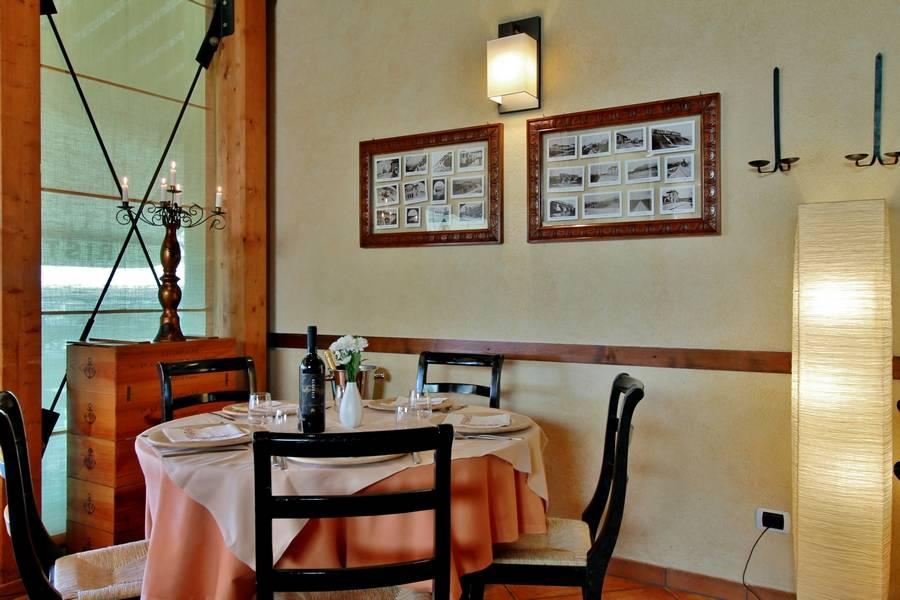 Tavolo riservato Ristorante La Fratta San Marino