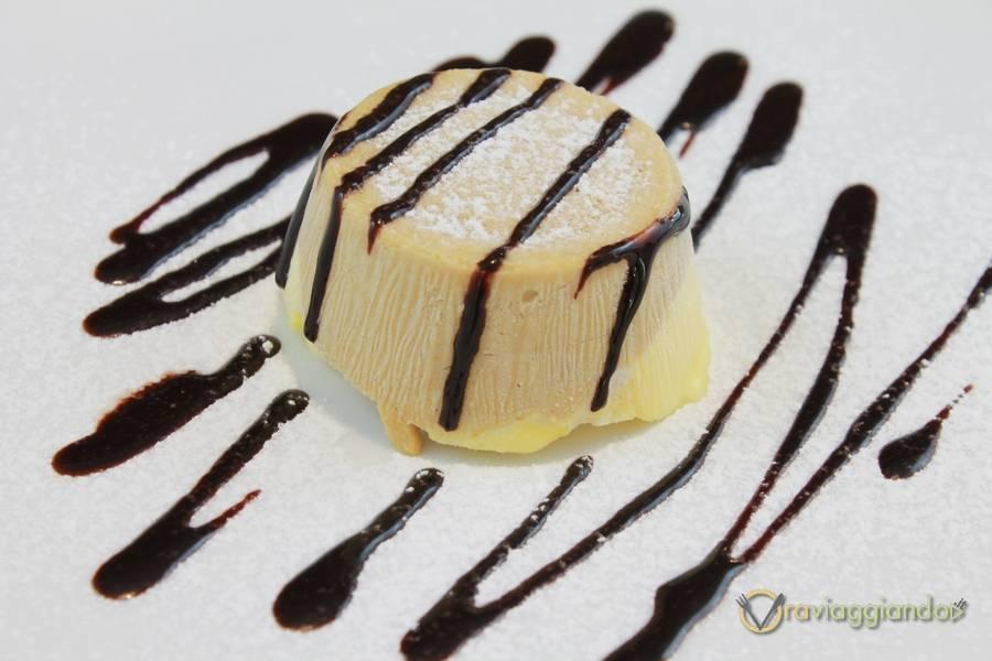 Dessert al cucchiaio Da Ciarro gastropub Fano