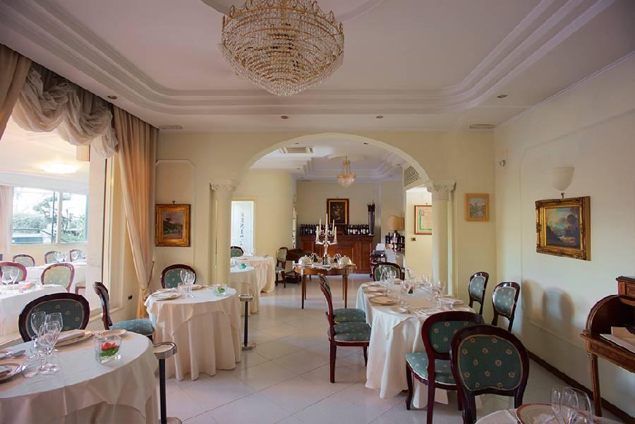 Restaurant President Pompei foto 2