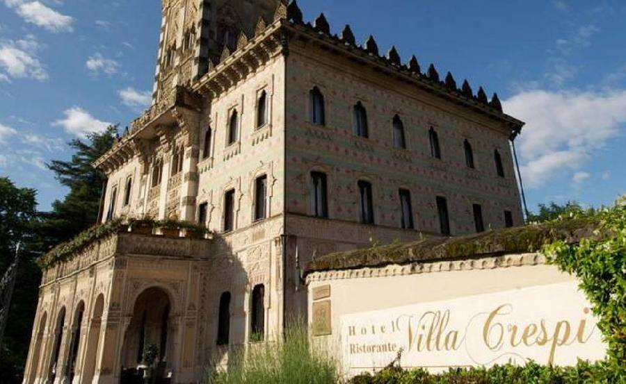 Ristorante Hotel Villa Crespi Orta San Giulio foto 2