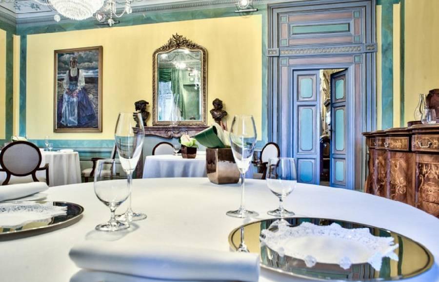 Ristorante Hotel Villa Crespi Orta San Giulio foto 4