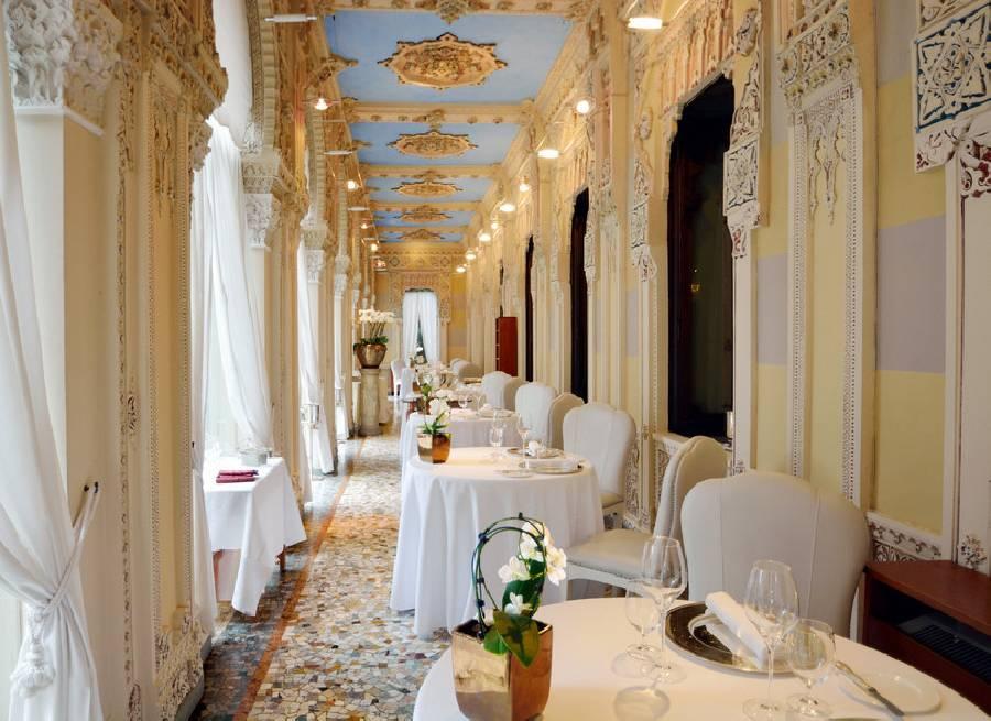 Ristorante Hotel Villa Crespi Orta San Giulio foto 6