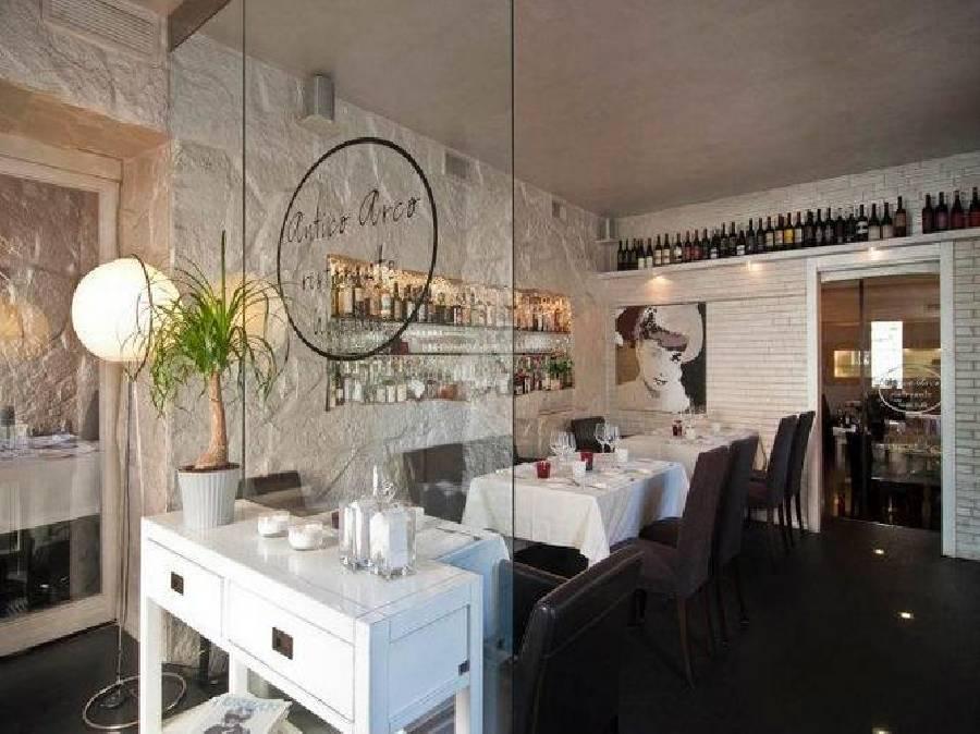 Ristorante Antico Arco Roma ristoranti eleganti e romantici