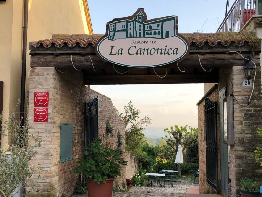 Foto principale Ristorante La Canonica