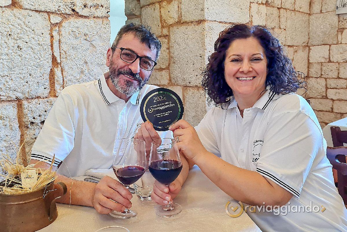 Ristorante L'Olmo Bello opinioni e recensioni - Alberobello