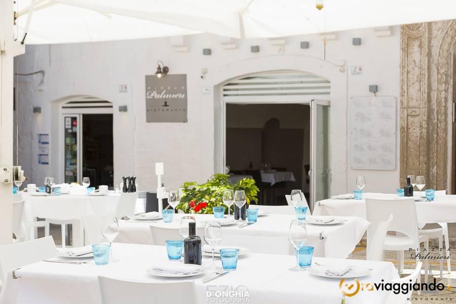 Ristorante Piazza Palmieri Monopoli - ristoranti pesce