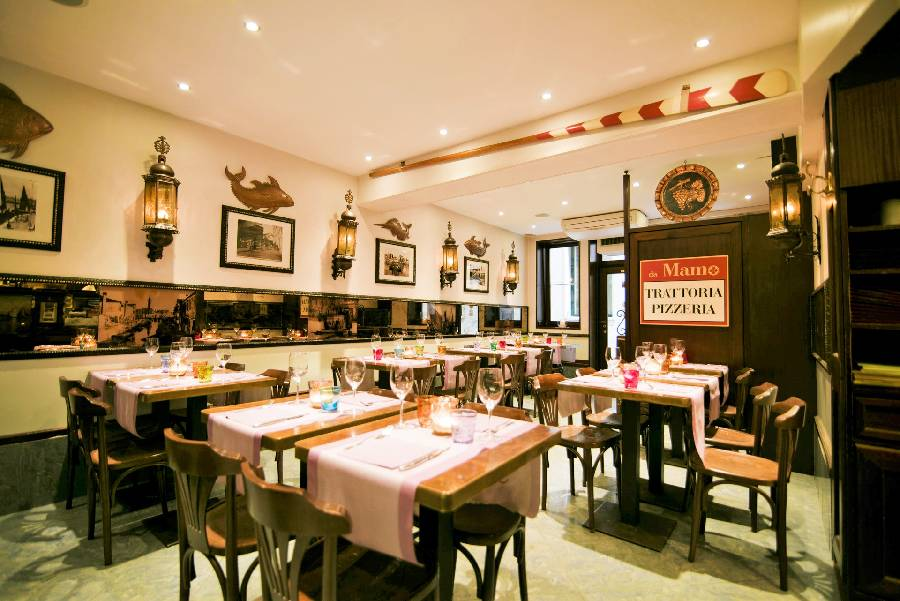Ristorante Pizzeria Da Mamo opinioni e recensioni - Venezia