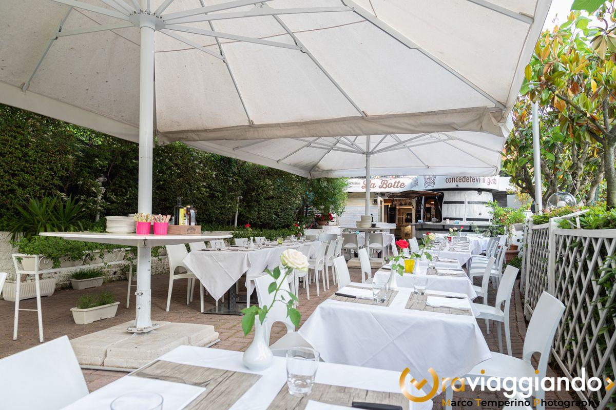 Ristorante Pizzeria La Botte opinioni e recensioni - Ancona