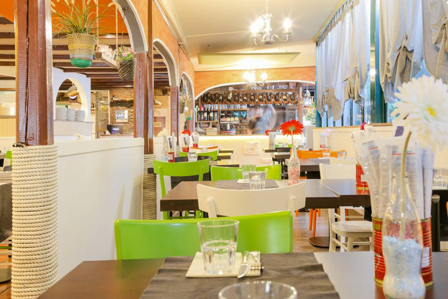 Pizzeria l-Anfora Cattolica ristorante per celiaci Cattolica senza glutine