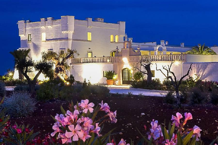 Foto principale Ristorante White Borgobianco Resort & Spa