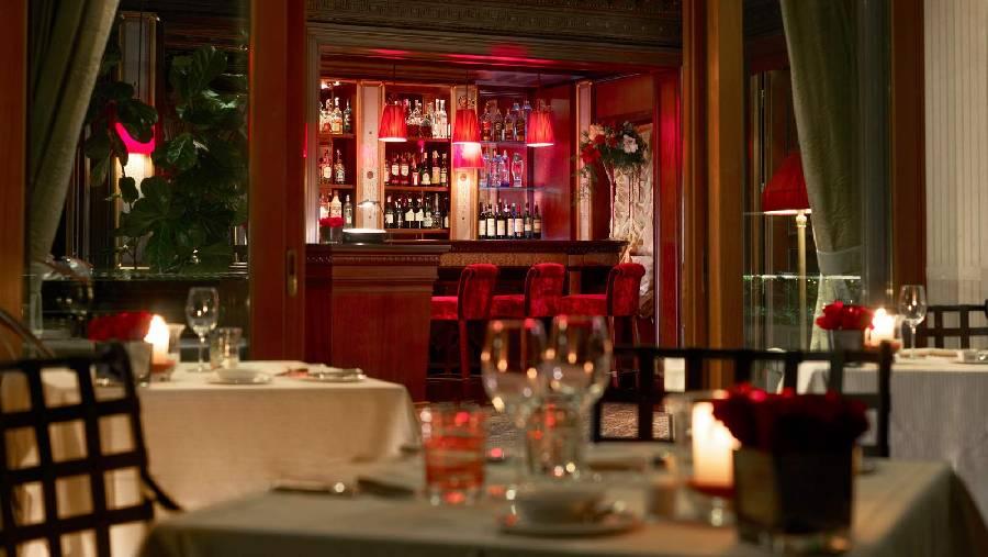 Angolo bar Ristorante Terrazza Danieli Venezia