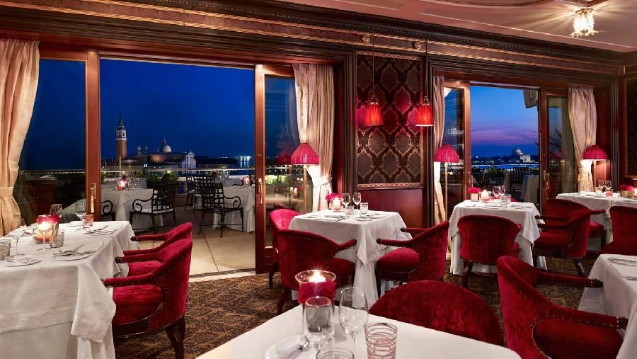 Sala da pranzo Ristorante Terrazza Danieli Venezia