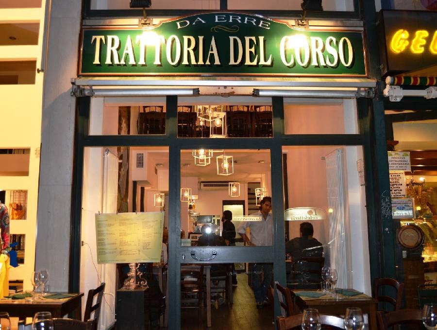 Trattoria Del Corso opinioni e recensioni - Milano