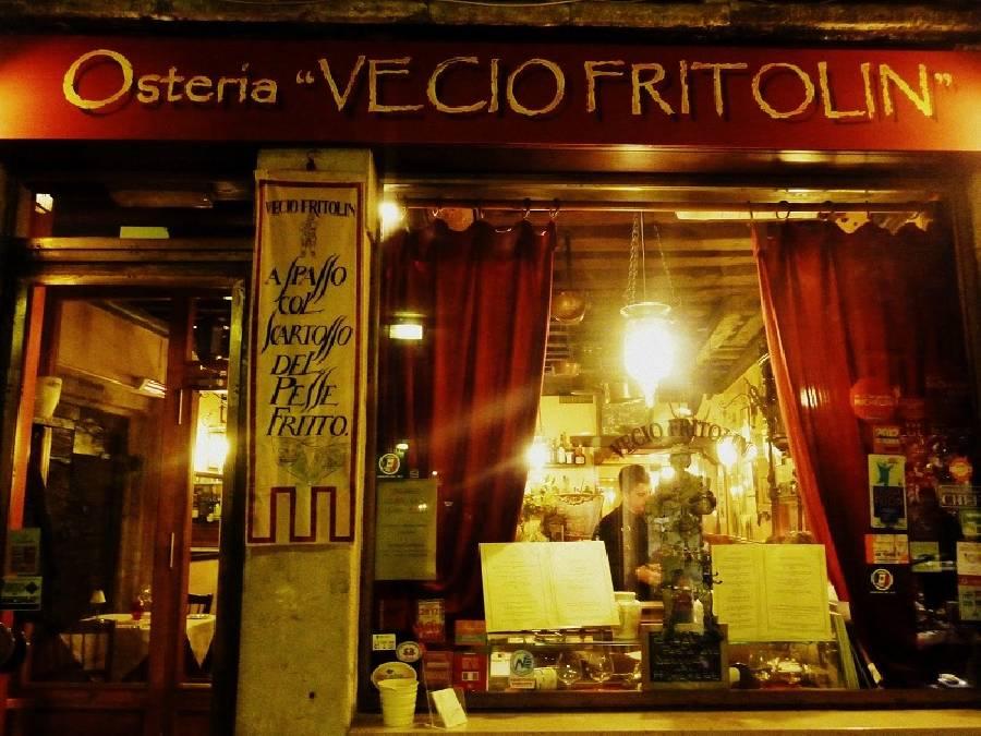 Vecio Fritolin opinioni e recensioni - Venezia