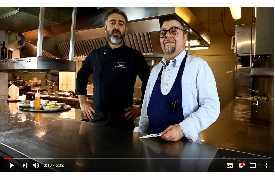 Barbajata dolce Gioacchino Rossini Polo Pasta e Pizza Pesaro