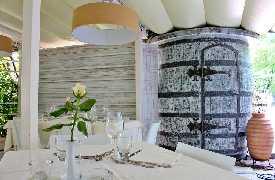 Sardoncini gratinati al pecorino Ristorante La Botte