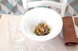 Video ristorante Frangipane di Trani