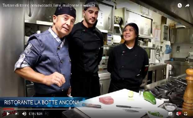 Come fare Tartare di tonno con avocado, lime, maionese e wasabi