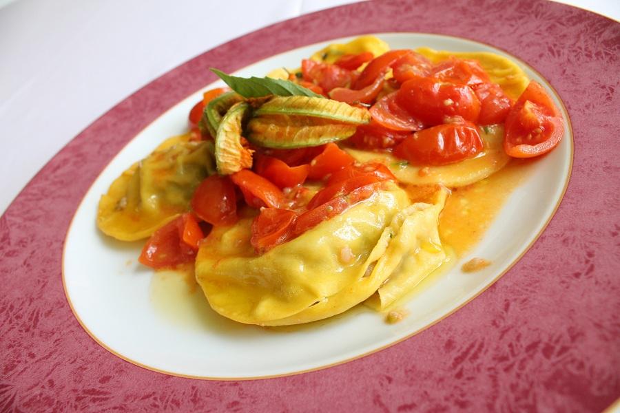 Video recipes La Botte restaurant pizzeria Ancona